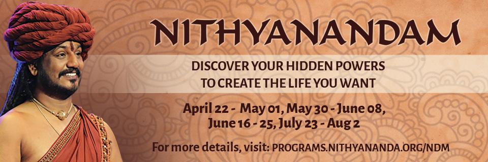 Nithyanandam_Banner