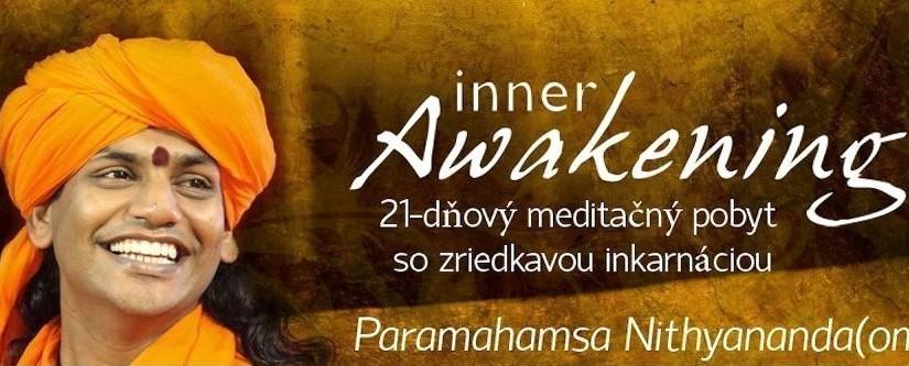 Program Inner Awakening® (Vnútorné Prebudenie) 2017