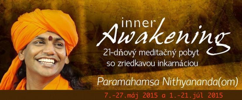 Pridajte sa k skupine na 21-dňový program 'Vnútorné prebudenie' so Swamijim