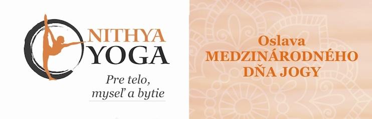 Oslava MEDZINÁRODNÉHO DŇA JOGY v centre Košiciach