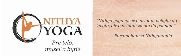 NITHYA YOGA v Košiciach