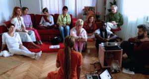 Conquering life workshop Praha