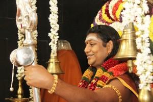 2014-02feb-27th-nithyananda-shivaratri-morning_IMG_1423_padapuja-swamiji-lotus-feet