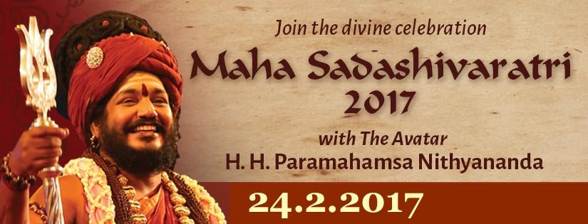 Maha Sadashivaratri OSLAVY