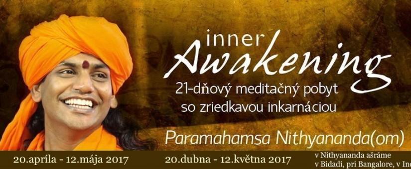 INNER AWAKENING® A SADASHIVOHAM V 2017