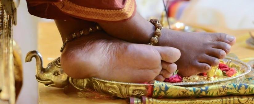 Vyjádření vděčnosti mistrovi