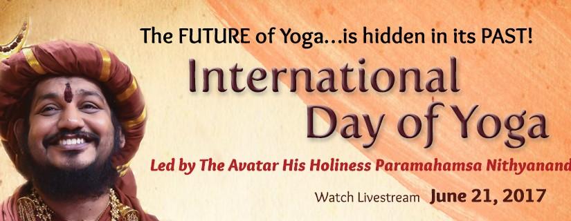 Online Webinár so Swamijim v rámci Mezinárodného dňa jógy