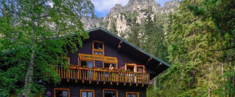Spoločný výlet do Tatier – na Zamkovského chatu
