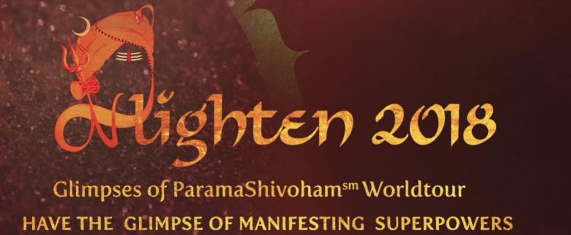 Zážitky PARAMASHIVOHAM svetové turné