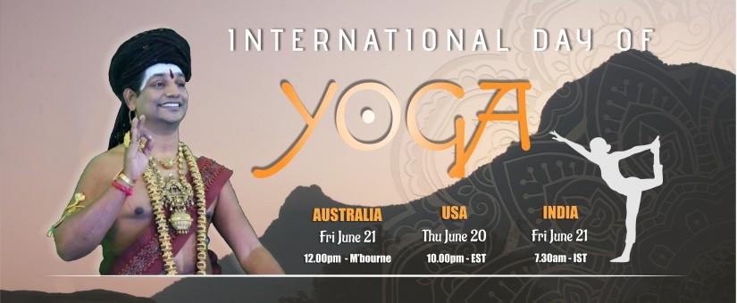 Opakovanie webinara k Medzinárodnímu dni jogy 2019