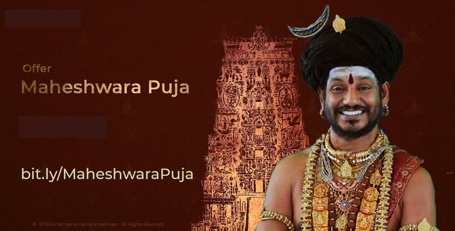 Maheshwara-Puja
