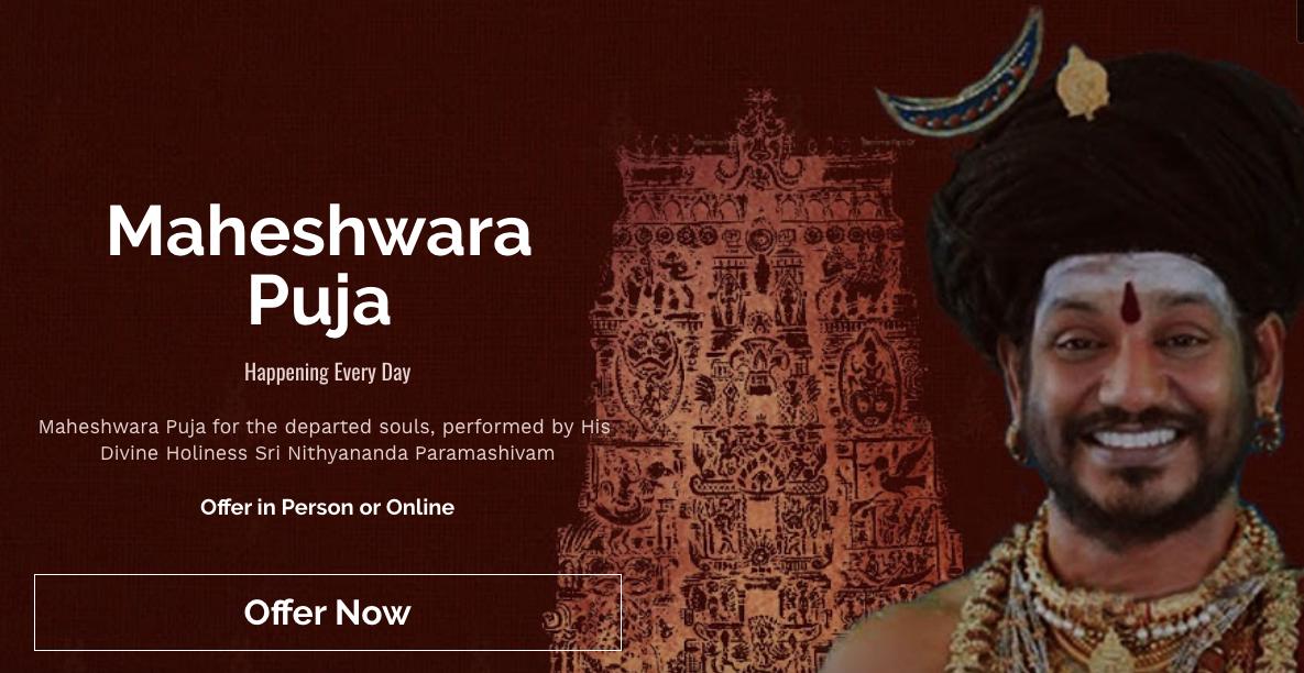 Maheshwara-Puja-