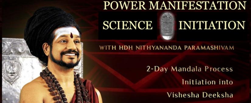 Iniciace do vědy manifestace vyjímečných schopností (Představení Hinduizmu)