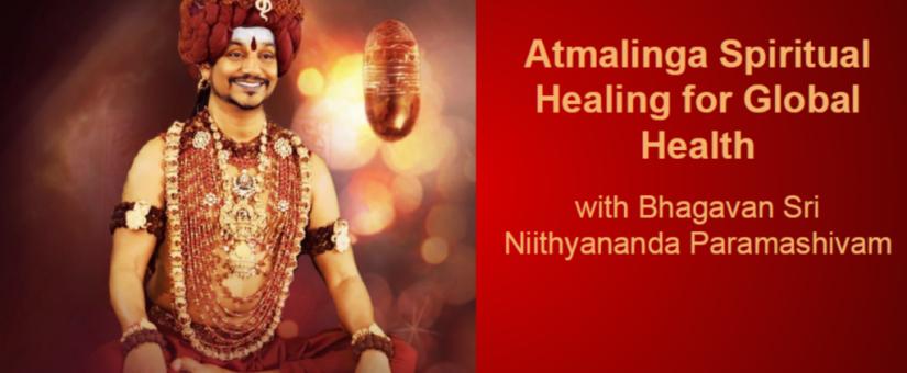 Atmalinga duchovní léčení pro celosvětové zdraví