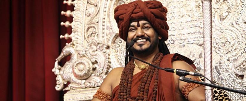 Kdo je Jeho Božská Svatost Nithyananda Paramashivam