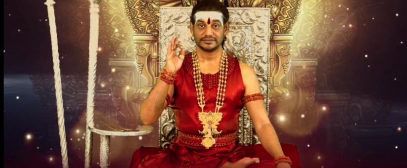 Swamijiho posolstvo z prvého dňa Paramashivoham level 2