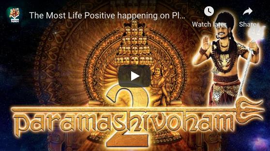 PARAMASHIVOHAM STUPEŇ 2 – video pozvánka
