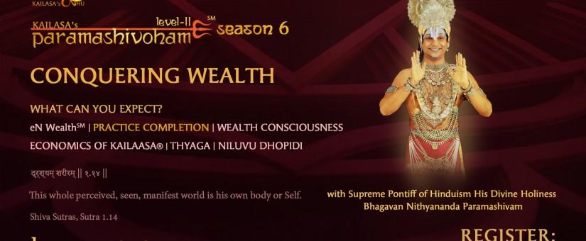 Zúčastněte se jednotlivých dnů Paramashivoham v podobě úžasných samostatných workshopů!